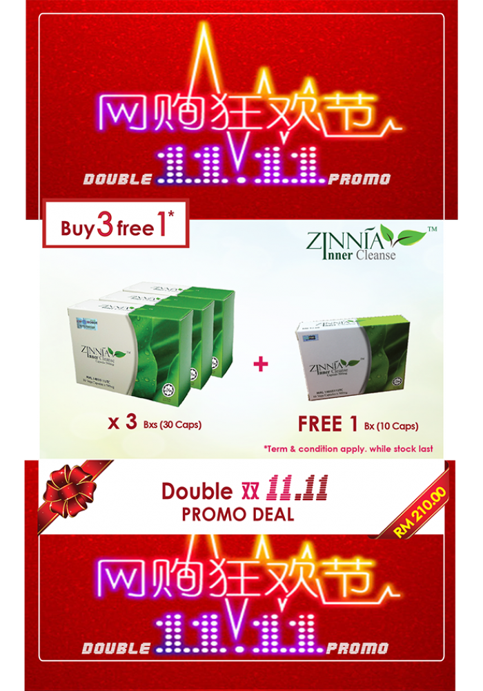 Double 11.11 Promo deal